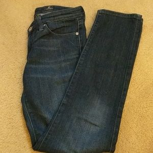 Ag Adriano Goldschmied Jeans - AG Adriano Goldschmied The Stilt Cigarette Jean